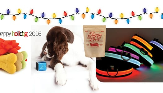 2016 Doggy Holiday Wish List