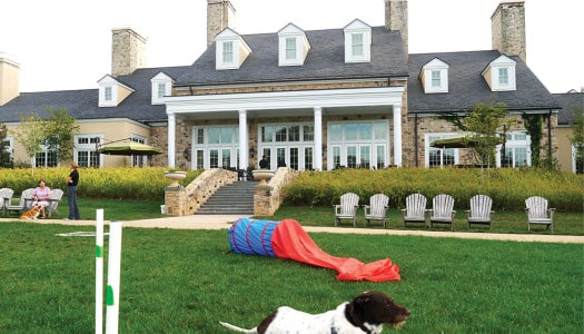 Destinations: The Salamander Resort & Spa