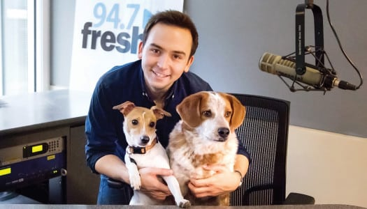 Tommy McFly: Media {and Canine} Ambassador for the DMV