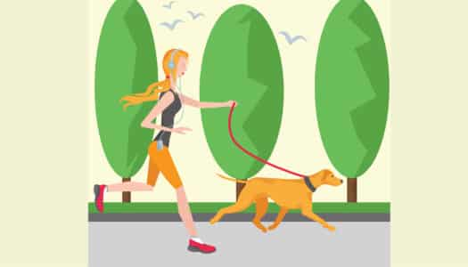 Pooch to Pavement 5K Training Schedule: Week 2