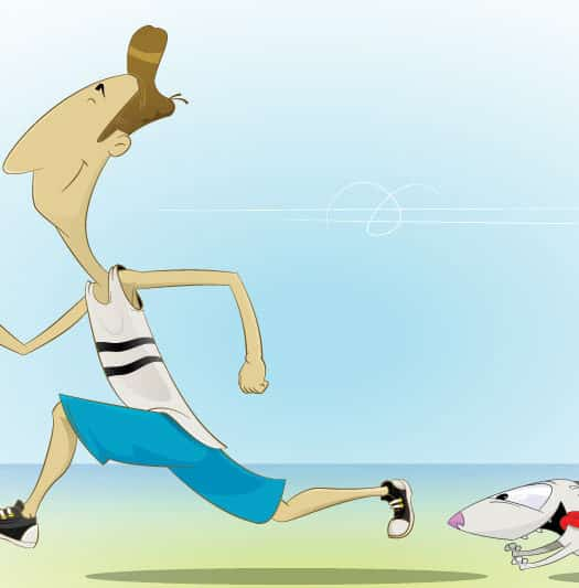 Pooch to Pavement Dog Training Running Plan