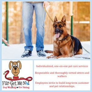 Fur-Get Me Not - Dog Walking and Pet Sitting NOVADog Magazine